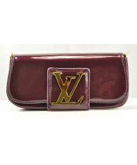 Клатч Louis Vuitton Sobe фиолетовый