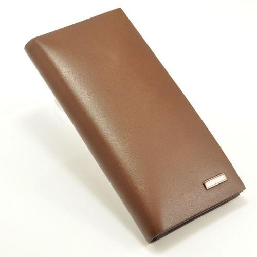 Мужской кошелек Mont Blanc коричневый