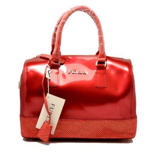 Женская сумка Candy Barril красная