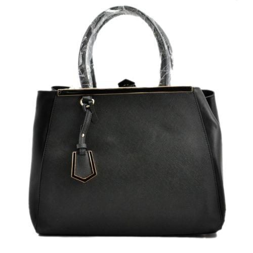 Женская сумка Wellen кожаная черная