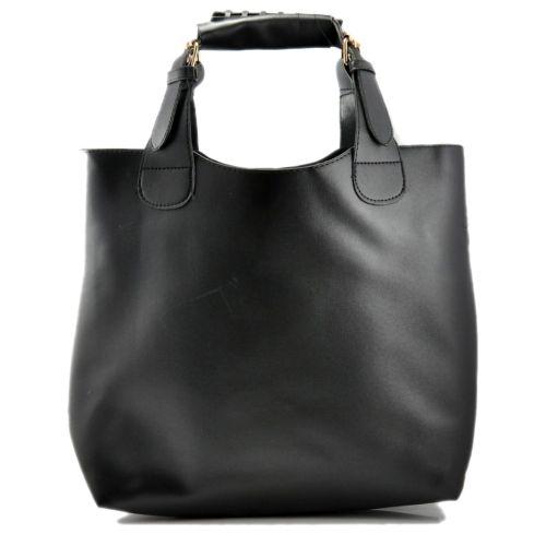 Женская сумка Zara Shopper 2 черная