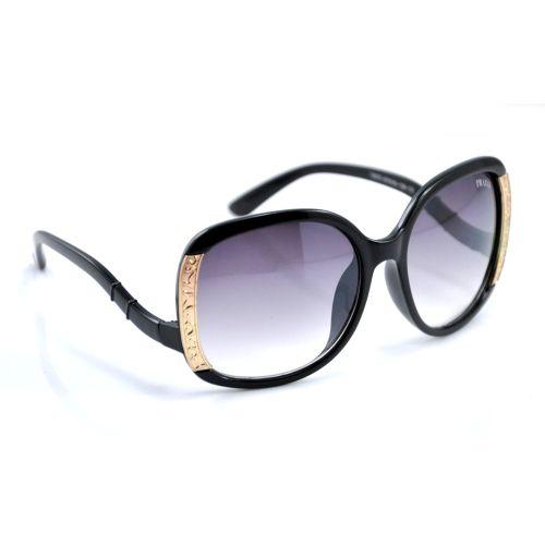 """Солнцезащитные очки """"Cleo"""" черные"""