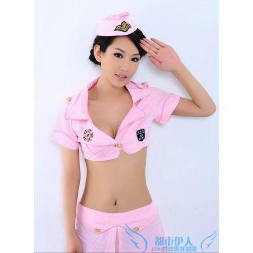 Сексуальный костюм стюардессы