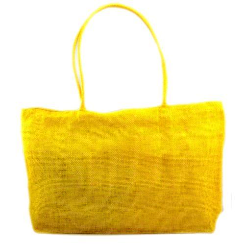 Пляжная сумка Mild желтая