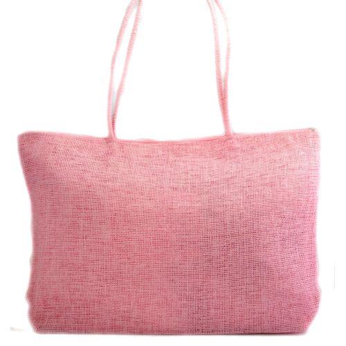 Пляжная сумка Mild розовая