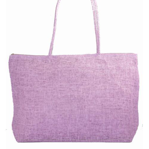 Пляжная сумка Mild фиолетовая