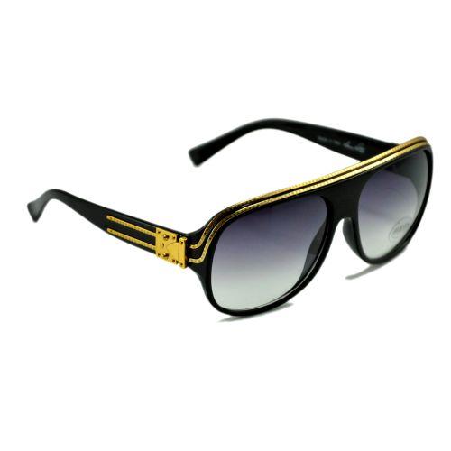 Солнцезащитные очки Millionare черные