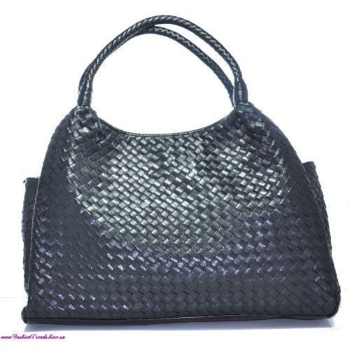 Женская сумка Bottega Veneta Sea черная