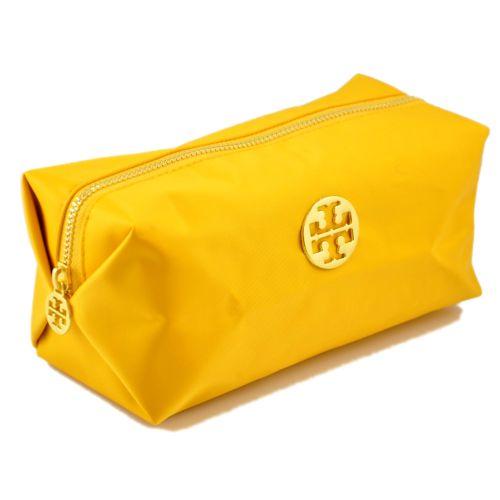Косметичка TB куб желтая