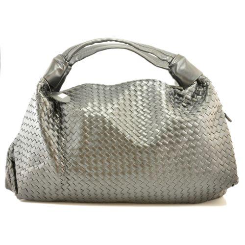 Женская сумка Bottega Veneta Sea New черная