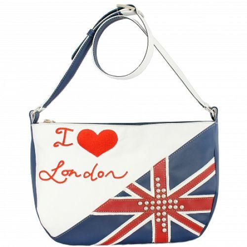 "Сумка на длинном ремне ""London"""
