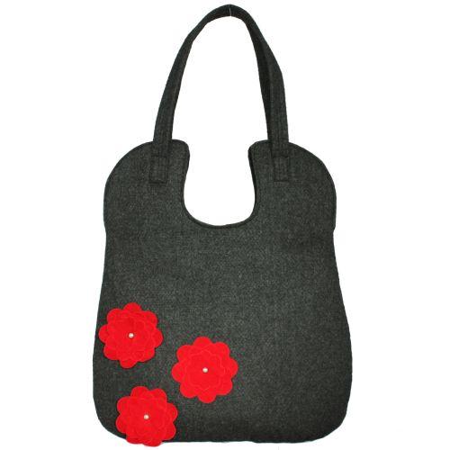 "Сумка Valex ""Flowers Red"""