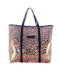 Леопардовая пляжная сумка Valex