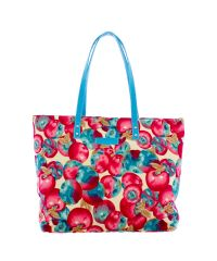 Пляжная сумка Valex яблочки