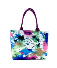 Пляжная сумка Valex Пикассо фиолетовая
