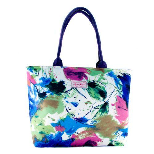 Пляжная сумка Valex Пикассо синяя