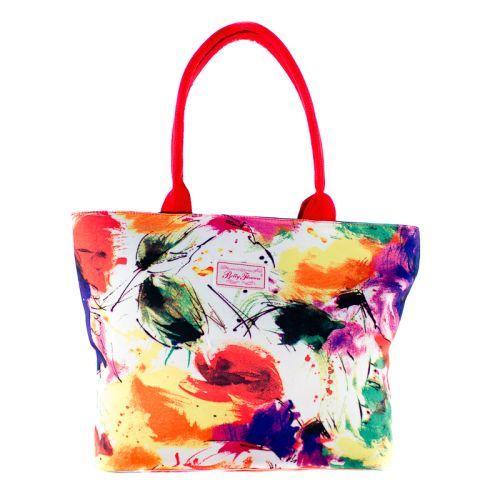 Пляжная сумка Valex Пикассо красная