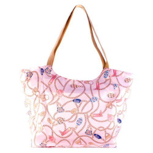 Пляжная сумка Valex розовая Gucci