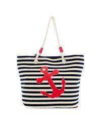 Пляжная сумка Valex якорь