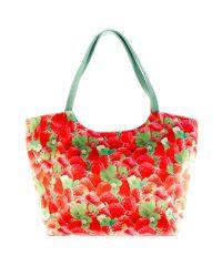 Пляжная сумка Valex клубнички