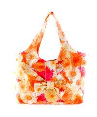 Пляжная сумка Valex ромашки