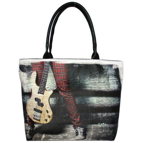 Черная сумка Valex гитара