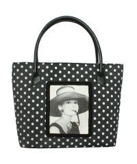 Черная сумка Valex Одри Хепберн 5