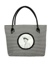 Черная сумка Valex Одри Хепберн 1