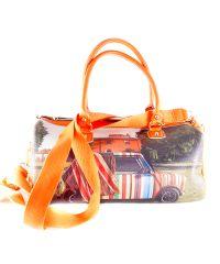 Спортивная сумка Valex оранжевая Paul Smith