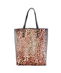 Леопардовая сумка Valex
