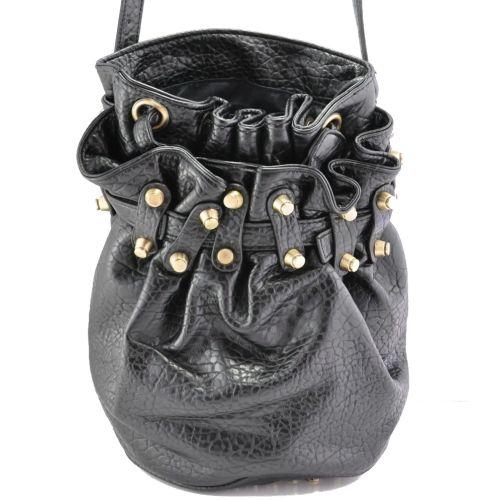 Женская сумка Alexander Wang Diego 2 черная