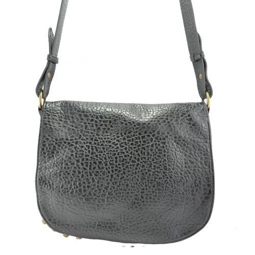 Женская сумка Alexander Wang Round черная