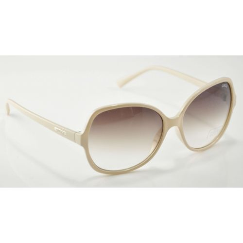 Солнцезащитные очки G мини лого бежевые