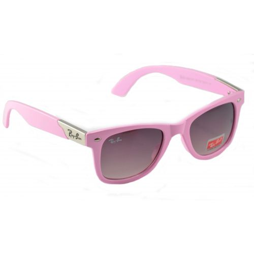 Солнцезащитные очки Wayfarer розовые