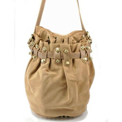 Женская сумка Alexander Wang Diego 2 бежевая