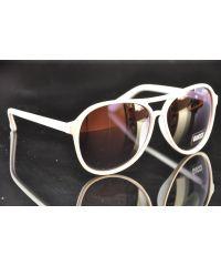 Солнцезащитные очки унисекс белые
