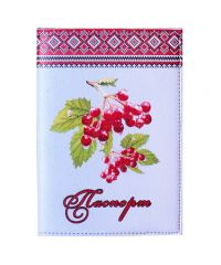 """Обложка для паспорта """"Калина"""""""