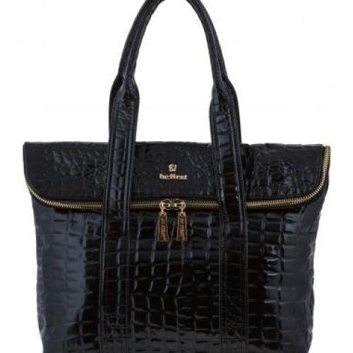 Женская сумка B1 T19972 черная
