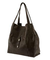 Женская сумка B1-810181 кожаная коричневая