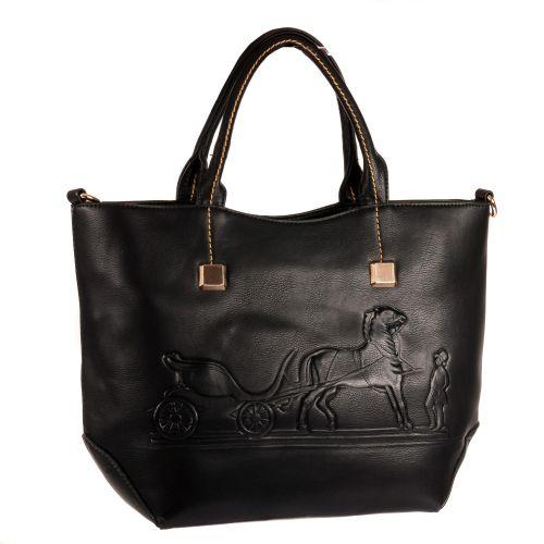 Женская сумка B1 T20133 черная
