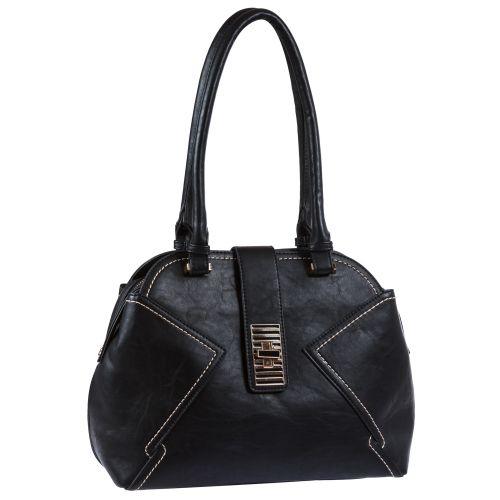 Женская сумка B1 MA007 T20142 черная