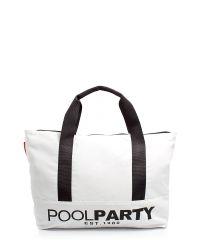 Спортивная сумка Poolparty pool12-white