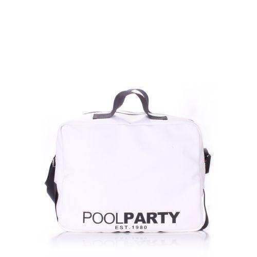 Спортивная сумка Poolparty pool-11-white
