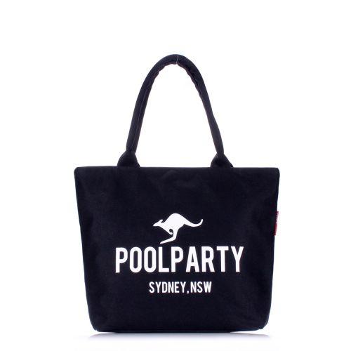 Женская сумка Poolparty pool-9-black