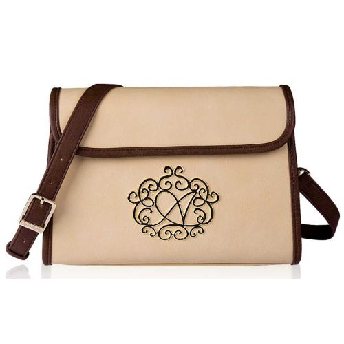 Женская сумка Alba Soboni А 14002 бежевая