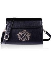 Женская сумка Alba Soboni А 14002 черная