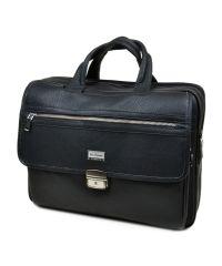 Мужской портфель Dr.Bond 5390036 черный