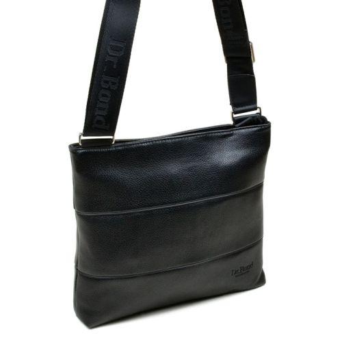 Мужская сумка Dr.Bond 6093-2 черная