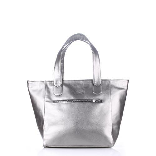 Женская сумка Poolparty disco-darksilver