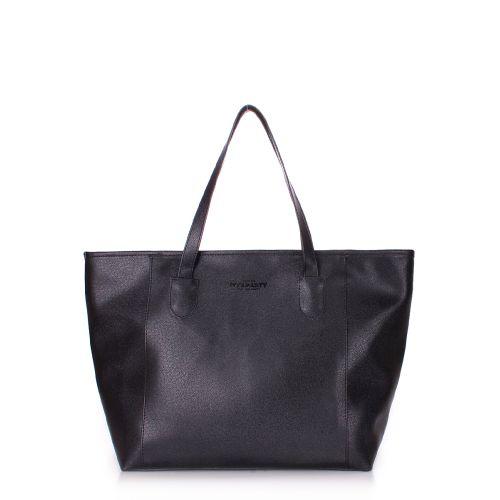 Женская сумка Poolparty pool-black-safyan